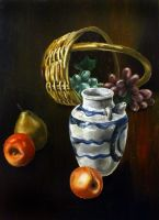 Unfinished Still life by ASD92