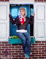 Rose Tyler by ThePrincessNightmare