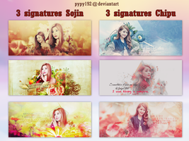 [140208] Pack Signatures - by PyPy192 by PyPy192