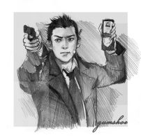 Gumshoe by Razuri-the-Sleepless