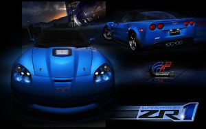 Gran Turismo 5 ZR1 Corvette by RaynePhotography