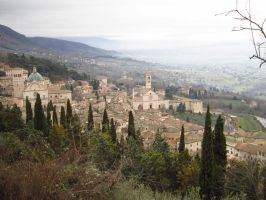 Assisi II by tompot
