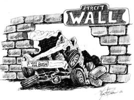 Wall St. by wayneabrown35