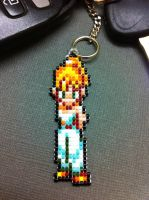 Marle Seed Bead Keychain by Pixelosis