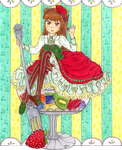Mariko and the Cup of delights by mahoujirou