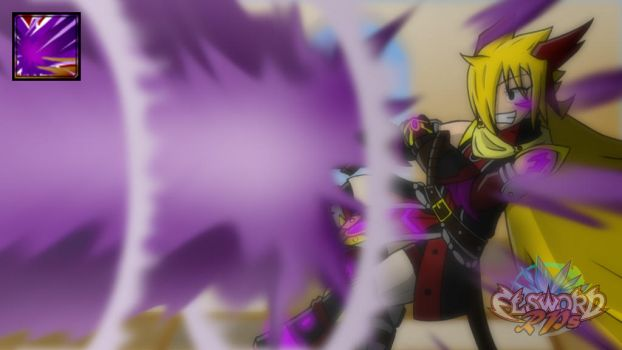Elsword RPs - Hyper Active: Mad Laughter by Tetsushi