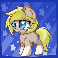 Little Time Horse by GlitterBell