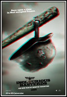 Inglourious Basterds Poster Conversion by zippy6234