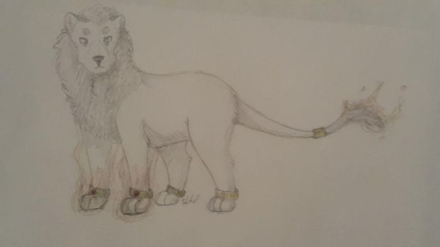 Lion contest entry by animelover7032