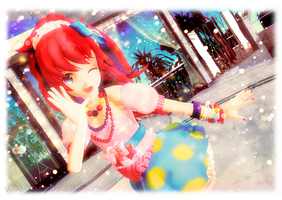 Lets party! by mmdyesbutterfly
