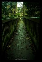 Bridge in Water of Leith by KaFKa-FX