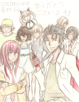 STEINS GATE FINALE by Chanberry