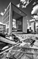 Grande Arche V - Paris by ThomasHabets