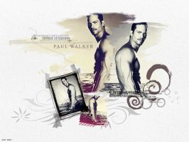 Paul Walker by Livoka