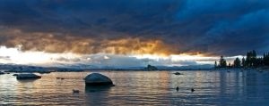 Pre Storm Evening II by Allen59