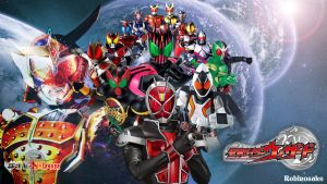 Kamen Rider Wizard Final Episode Splash by robinosuke