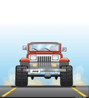 i love Jeep by cavalars