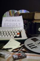Media Ecology cover 2 by H1ppym4n