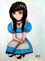Alice by AvictoriaY