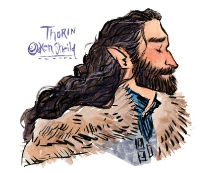 Thorin by aberry89