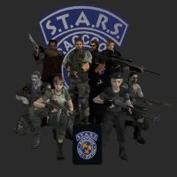S.T.A.R.S. Photo REDUX by DamianHandy