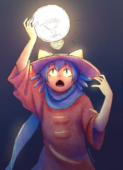 Niko and the Sun by NatahanStudios
