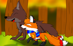 Chris and Cody Off Hunting by Tails230