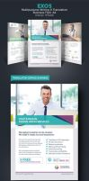 EXOS Writing and Translation Business Flyer Ad by antyalias