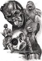 Slipknot Sid Wilson by Alleycatsgarden