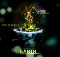 Gaia - Earth and Water by 2806