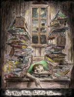 So Many Books, So Little Time. by Afalstein