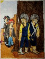 Theme 56: Danger Ahead by Shientah