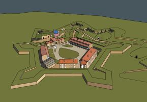 fort mchenry by spark300c