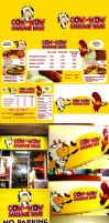 Cow-Wow Sausage Haus by jazgirl