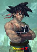 Bardock by JohnSilva