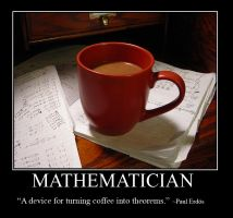Coffee and math by dw3041