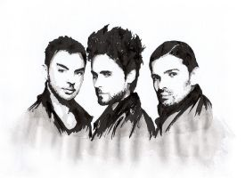 Thirty Seconds to Mars by blood-noir