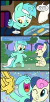 A gift for hearth's warming eve part 6 (Spanish) by Bro998