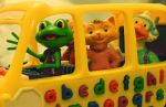 All aboard the Leap Frog Bus by Stumm47