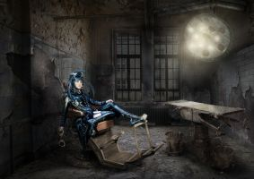 The Waiting Room by Notvitruvian
