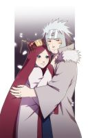 Tobirama x chiyemi uzumaki by Rarity-Princess