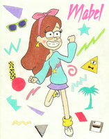 Teen Mabel by The-Fresh-Knight