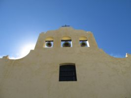 Cachi Church by Elainn