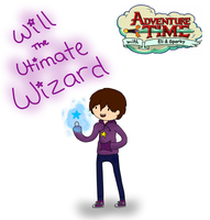 Will the Ultimate Wizard!! by ninammm1