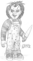 Chucky - 2008 by Killerbee-Kreations