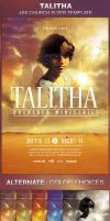 Talitha Church Flyer Template by loswl