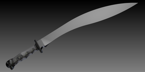 Talon Giant Khukri, Tactical by DaveLuck