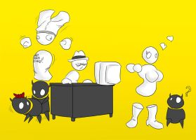 Zero Punctuation by RipperSplitter