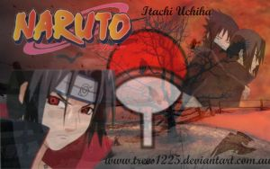 Itachi wallpaper by Trees1225