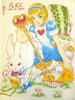 Alice 01 by Dhutchison